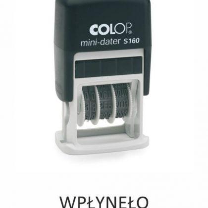 Mini Datownik Colop S160